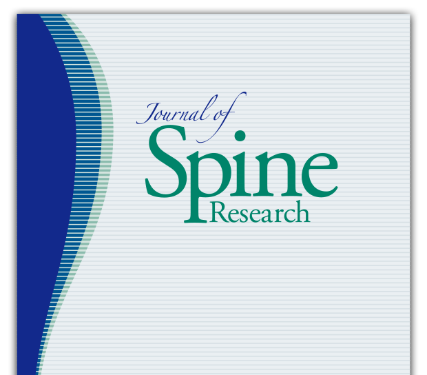 Journal of Spine Research 表紙