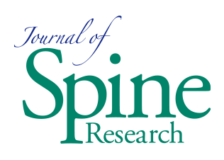 Journal of Spine Research
